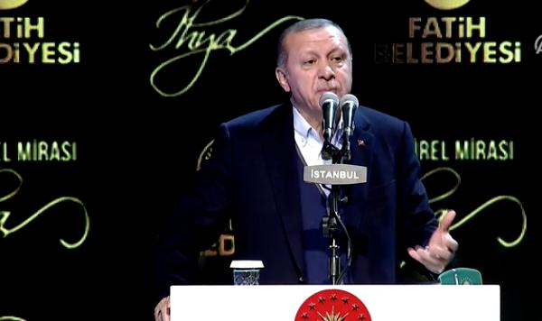 Erdoğan'dan dikey yapı çıkışı