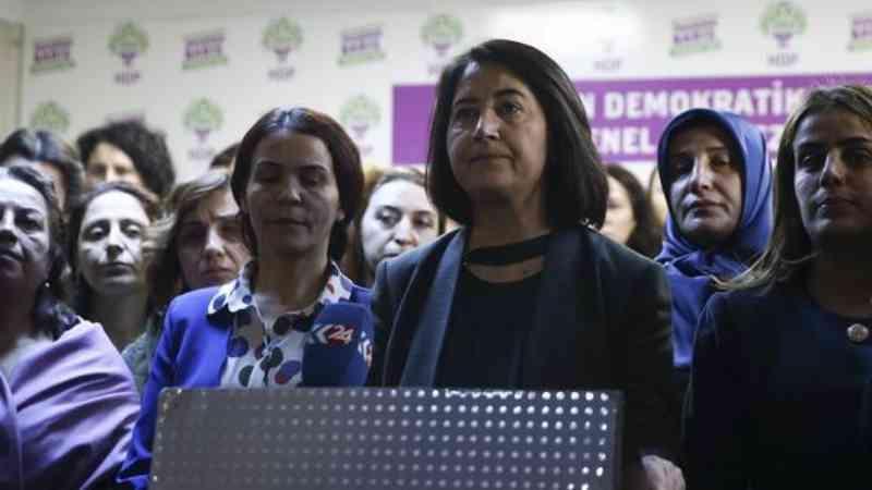 HDP'de Afrin sancısı: Zeytin Dalı Harekatı'na 'işgal' dediler