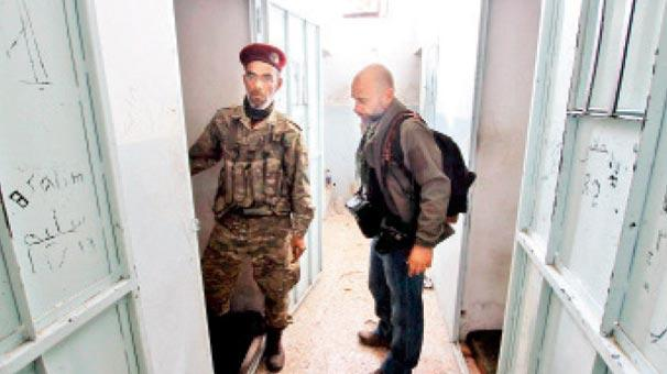 İşte teröristlerin işkence koğuşları