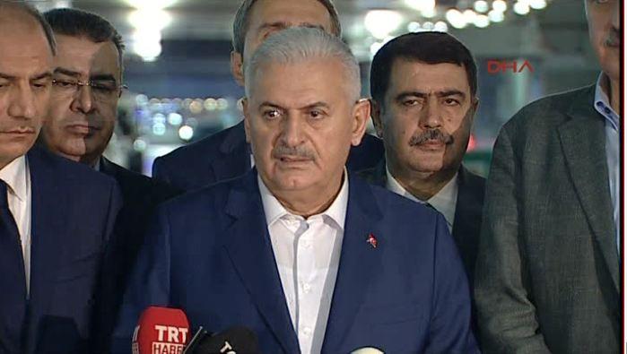 Başbakan Yıldırım: Kuran bildirisi cehalet manifestosudur!