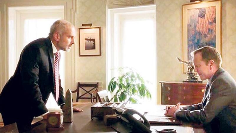 ABD dizisinde skandal: Gülen'i öve öve bitiremediler!