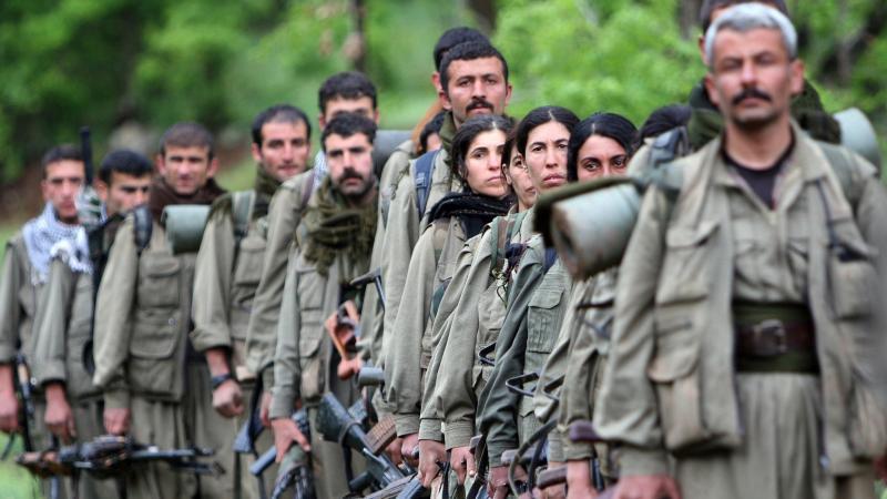 PKK Erbil'e yerleşiyor