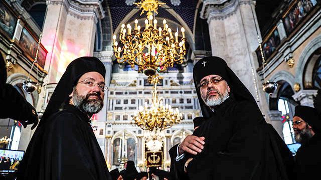 Ortodoks dünyası İstanbul'da bir araya geldi