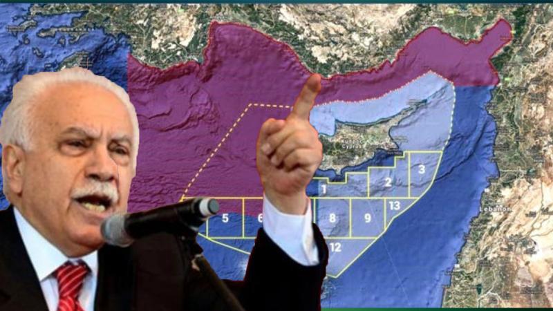 Perinçek: Yeni tehdit Doğu Akdeniz'de yoğunlaşıyor