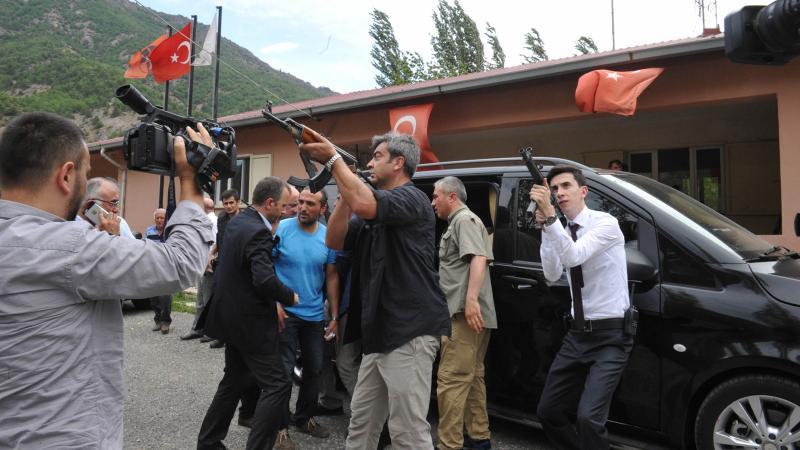 Kılıçdaroğlu'nun konvoyuna saldıran teröristlerin lideri öldürüldü