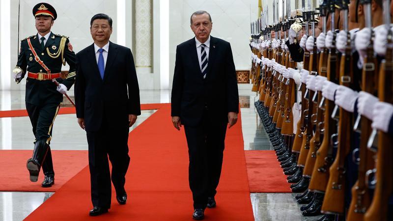 Çin'den Türkiye'ye 'milli paralarla ticaret' mesajı: Hazırız!