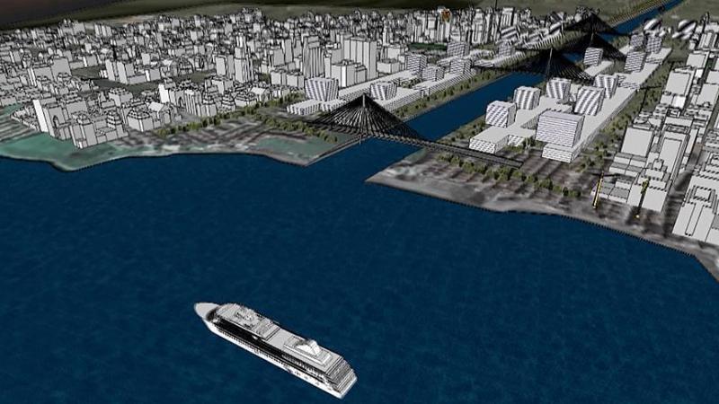 Bakan Arslan, Kanal İstanbul Projesi'nin güzergahını açıkladı