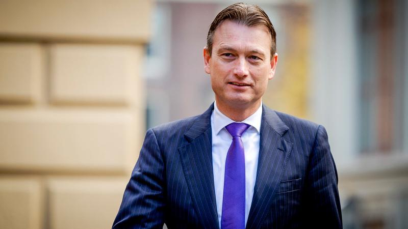 Hollanda Dışişleri Bakanı'ndan 'Putin'istifası