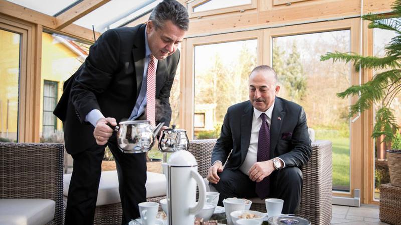 Türkiye ile Almanya yeni sayfa açıyor