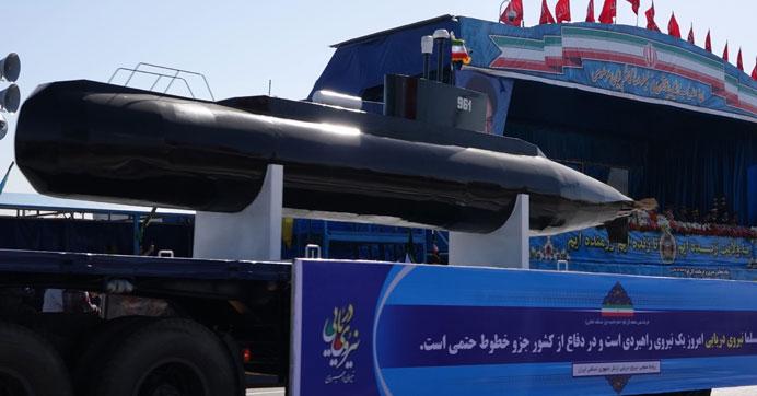 İran'dan 'Ordu Günü'nde gövde gösterisi