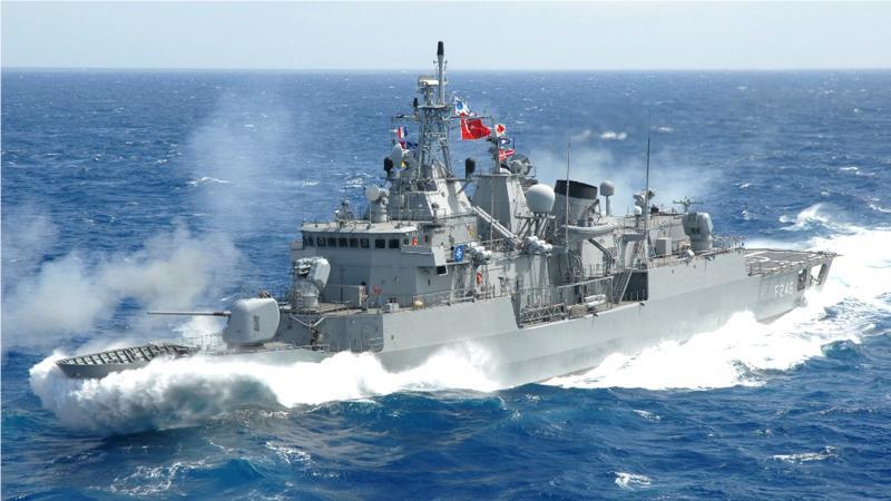 Doğu Akdeniz'de kritik hamle: Türkiye Kıbrıs'a deniz üssü kuruyor