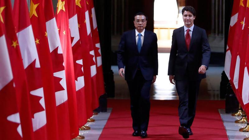 Çin'den Kanada'ya Huawei notası!