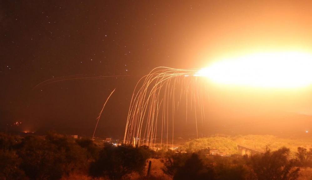 Washington Post: ABD, Rakka'da fosfor bombası kullandı