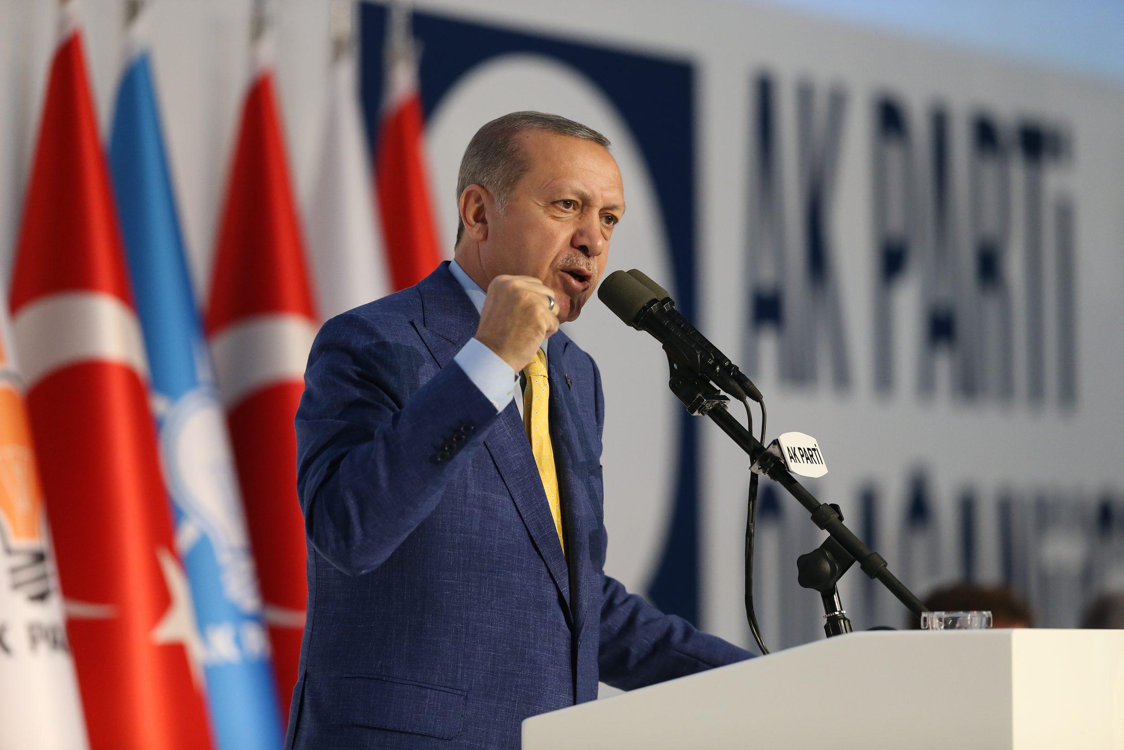 'Kuzey Suriye'de devlet kurulmasına müsaade etmeyeceğiz'