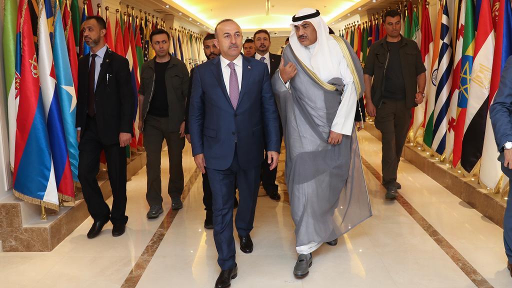 Çavuşoğlu: Referandum kararı tehlikeli hareket