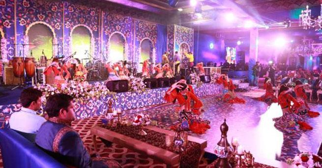 Antalya'da 10 milyon euroluk düğün