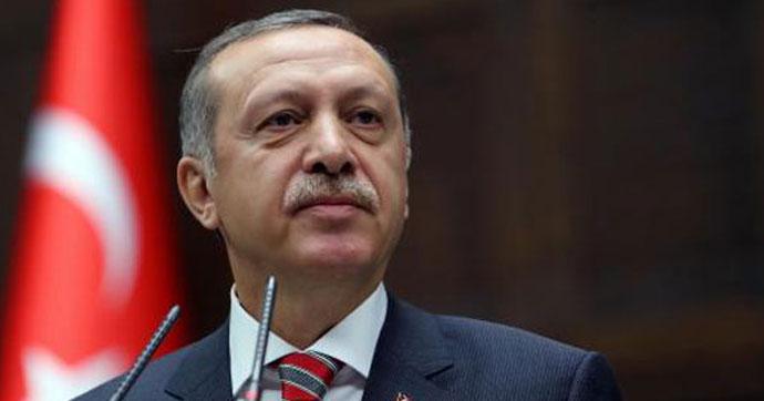 Erdoğan'dan 12 kanuna onay