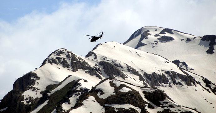 TSK: Tunceli kırsalında 6 PKK'lı etkisiz hale getirildi