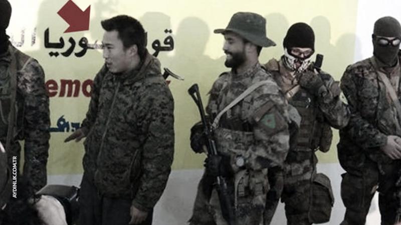 YPG'li İngiliz terörist itiraf etti: Afrin'de Türkiye'yi durduramayacağız