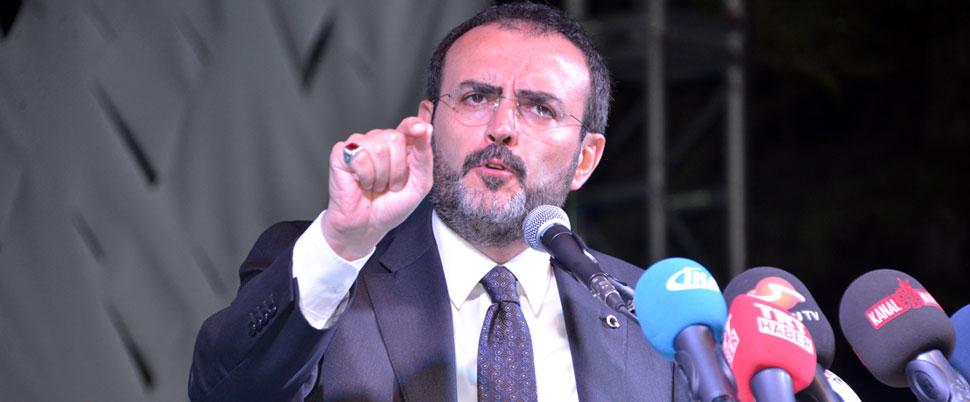 'Yeni bir devlet kuruyoruz' diyen Oğan'a AKP'den ilk tepki