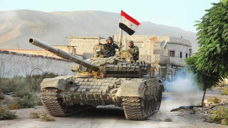 Suriye Ordusu Afrin'e girecek