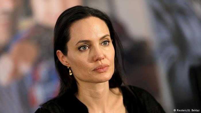 Actress, UN ambassador and now Professor Jolie Pitt ?!