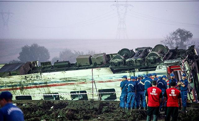 Tren faciasında bilanço ağır: 24 ölü, 318 yaralı