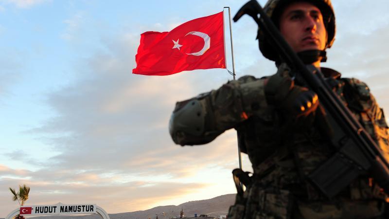 Afrin PKK'yı korkuttu