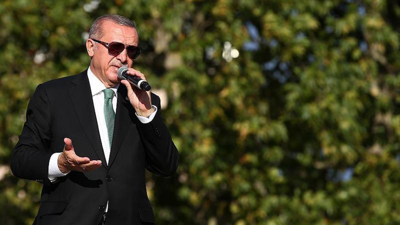 Erdoğan'dan 'TSK'da türban' açıklaması: Bir savcı çıkmış, sen kimsin ya!