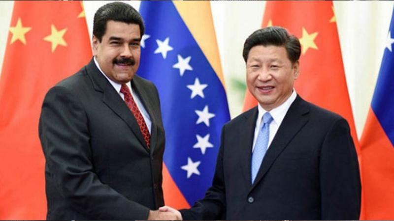 ABD'nin hedefindeki Maduro'ya Çin'den destek mesajı
