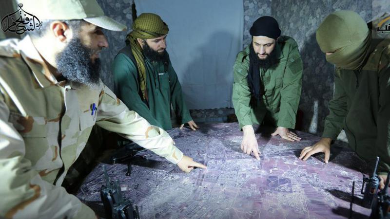 Suriye'nin güneyine PYD modeli: ABD 12 bin teröristi harekete geçirmek üzere