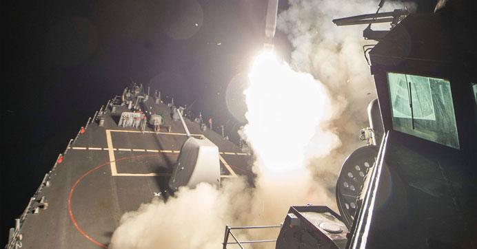 ABD, Esad kontrolündeki havaalanlarını vurdu