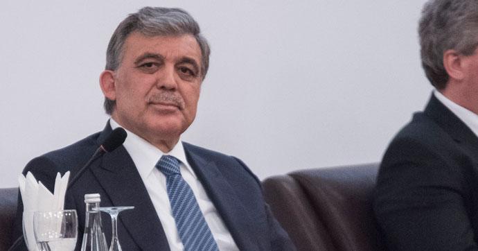11. Cumhurbaşkanı Gül'ün danışmanı hakkında yakalama kararı