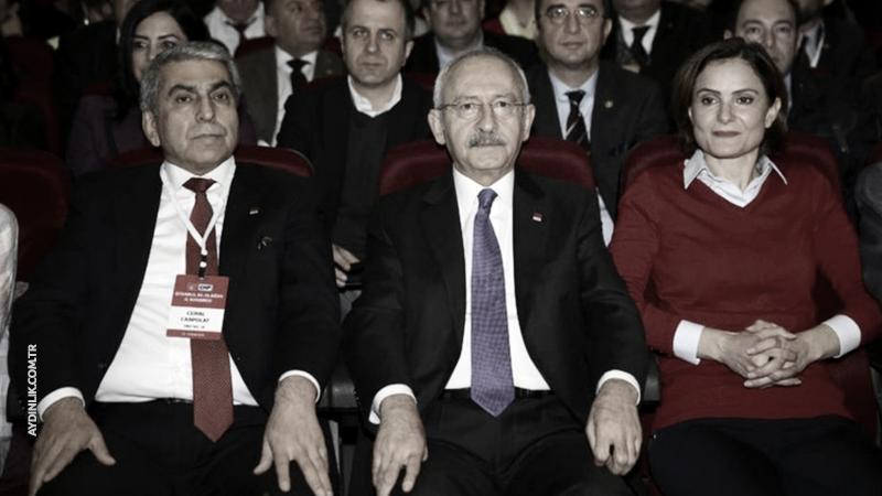 CHP'nin yeni İstanbul İl Başkanı Kaftancıoğlu'na soruşturma!