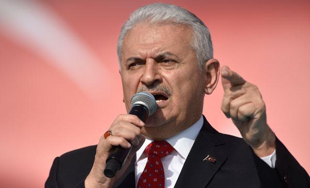 AK Parti'nin TBMM Başkan adayı Binali Yıldırım oldu