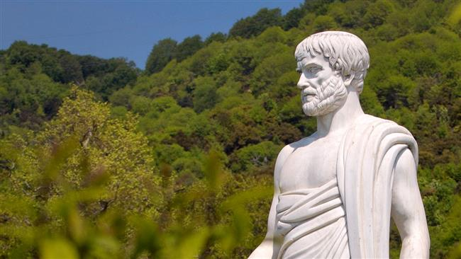 Greek archeologist claims to have found lost tomb of Aristotle