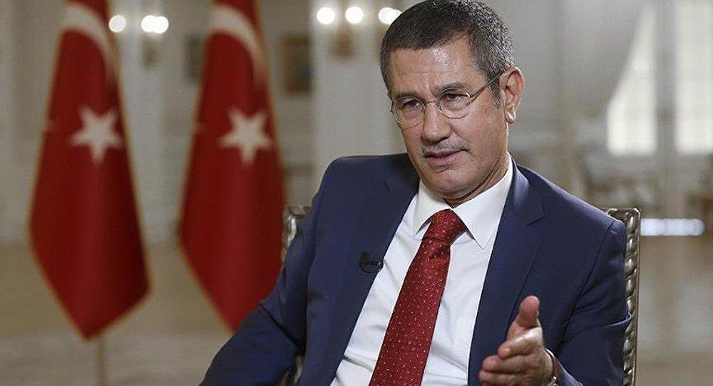 Milli Savunma Bakanı Canikli: FETÖ'de kriptonun kriptosu var