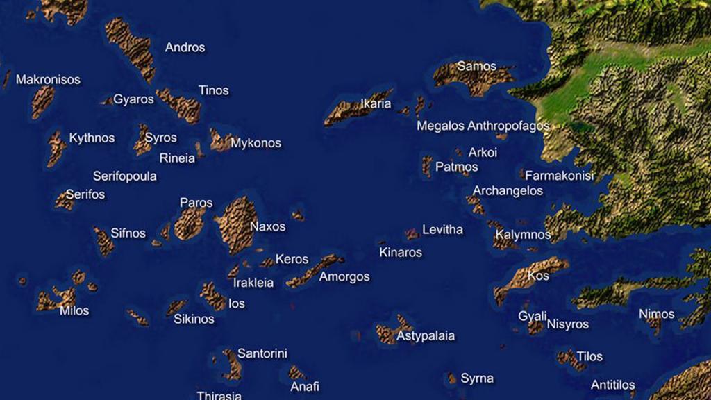 Türkiye'deki Yunan üsleri