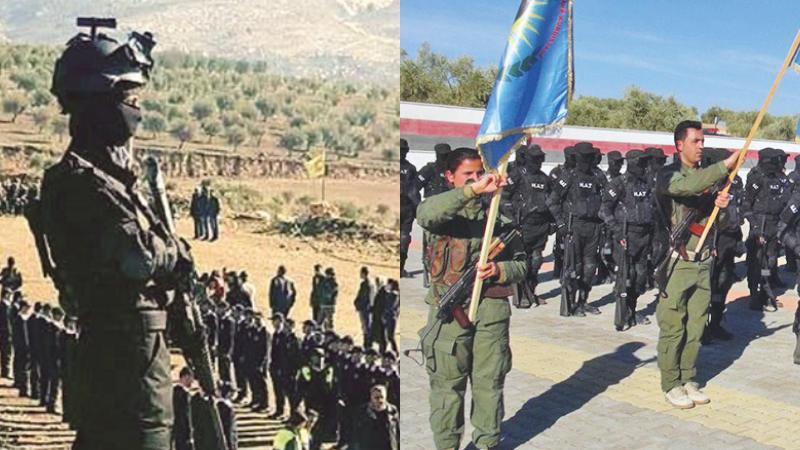 ABD Guam'dan Afrin'e PKK'lı getirdi iddiası
