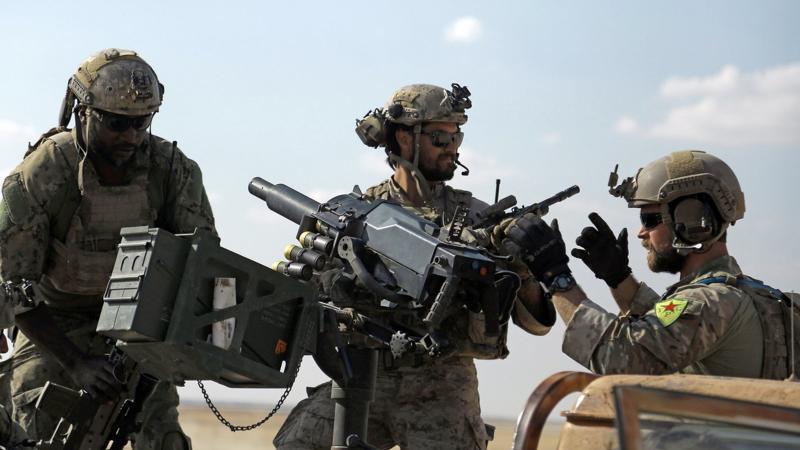 Pentagon 'terör ordusu'nun eğitimine başladı