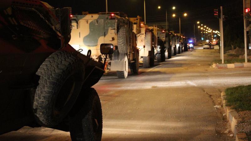 ABD koridoruna İdlib hamlesi