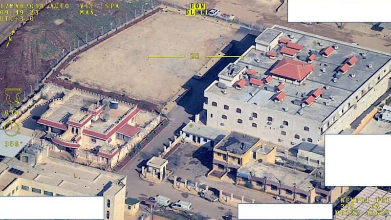 Yalanın belgesi: İşte 'TSK vurdu' denilen hastane