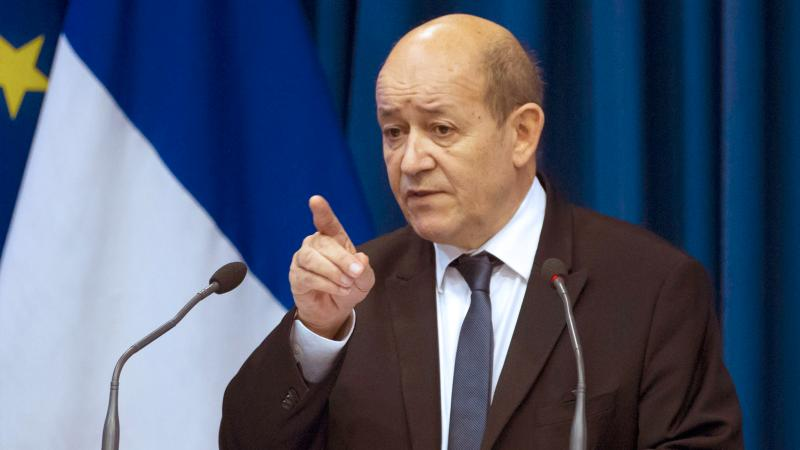 Fransa Dışişleri, Türkiye ve İran'ı hedef aldı