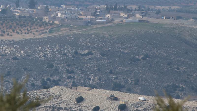Harekat başladı: Türk ordusu iki cepheyi birleştiriyor!