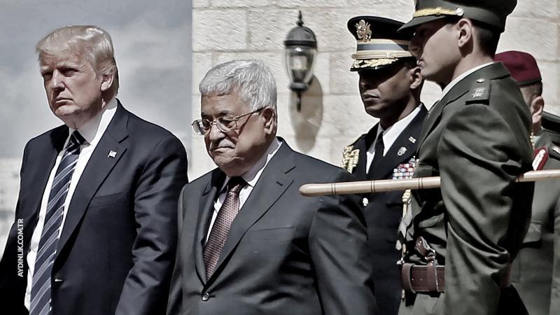 Filistin Devlet Başkanı Abbas'ın danışmanından kritik iddia
