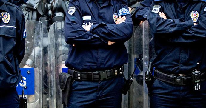 Emniyette 'Takviye Hazır Kuvvet Müdürlüğü' kuruldu
