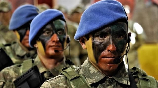 TSK Kuzey Irak'a harekat başlattı: 2 komando timi girdi