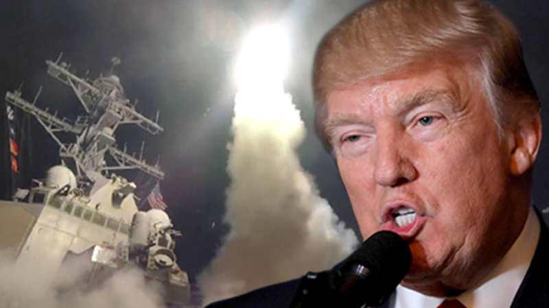 Trump'tan yeni tweet: Ne zaman saldırcağımızı söylemem!