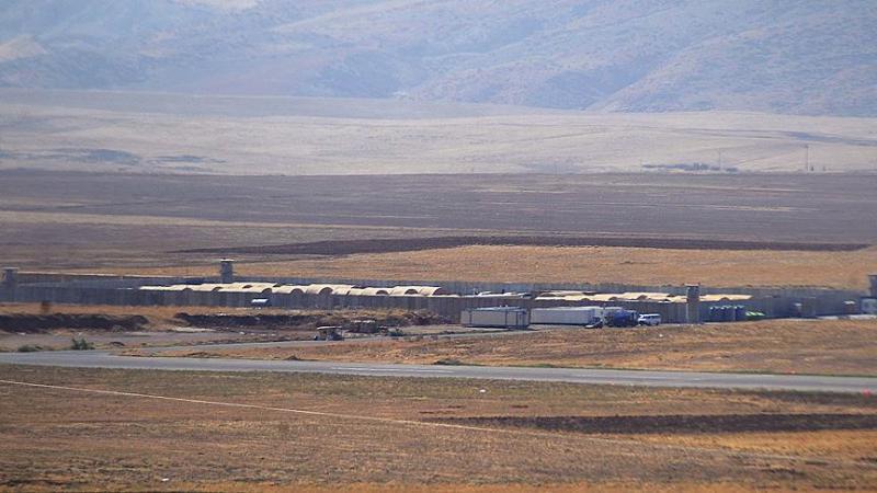 ABD, PKK/YPG'ye silah sevkiyatı üssünü genişletiyor