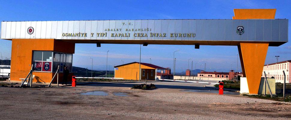 PKK'lıların firar girişimi engellendi!